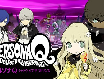 Persona Q: Shadow of the Labyrinth – trailer