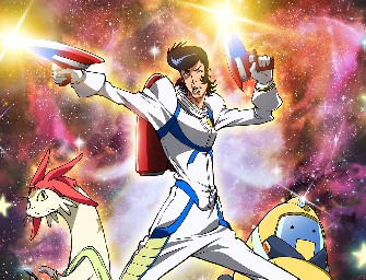 Anime Review: Space Dandy