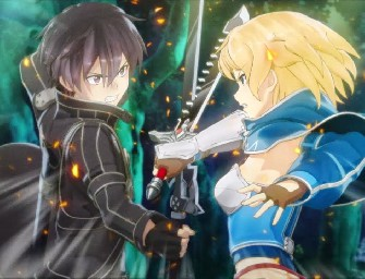 Sword Art Online – subbed trailer