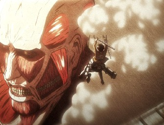 Attack on Titan krijgt English dub