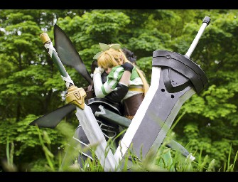 Feature: SAO Cosplay