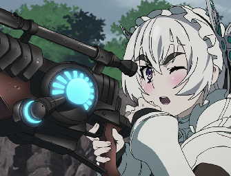 Anime Review : Chaika -The Coffin Princess
