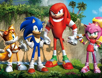 Sonic Boom preview