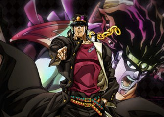 Anime Review: Jojo's Bizarre Adventures — Stardust Crusaders