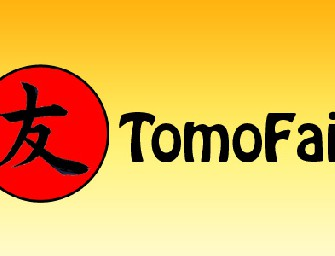 Tomofair tickets giveaway!