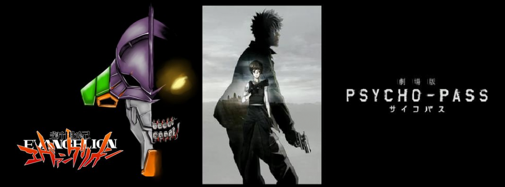 Evangelion and Psycho Pass